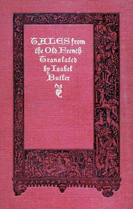 Cover of the book Tales from the Old French by Various