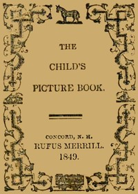 Cover of the book The Child's Picture Book by Anonymous