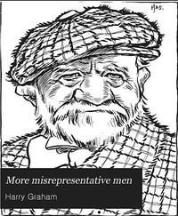 Cover of the book More Misrepresentative Men by Harry Graham