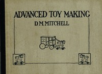 Cover of the book Advanced Toy Making for Schools by David M. Mitchell