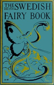 Cover of the book The Swedish Fairy Book by Various
