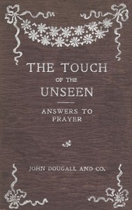 Cover of the book In Answer to Prayer by William Quarrier