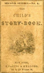 Cover of the book The Child's Story-Book by Anonymous