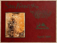 Cover of the book San Francisco in Ruins by Various