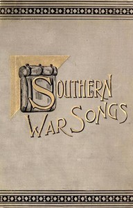 Cover of the book Southern War Songs by Various