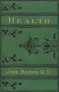 Cover of the book Health: Five Lay Sermons to Working-People by John Brown