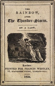 Cover of the book The Rainbow, After the Thunder-Storm by Anonymous