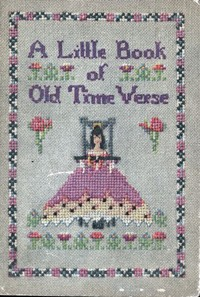 cover for book A Little Book of Old Time Verse