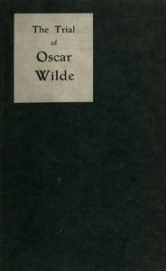 Cover of the book The Trial of Oscar Wilde by Anonymous