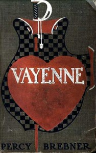 cover for book Vayenne