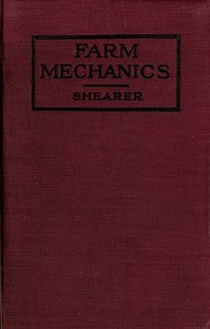 Cover of the book Farm Mechanics by Herbert A. Shearer