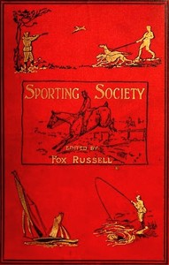 Cover of the book Sporting Society, Vol. I (of 2) by Various