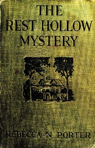 cover for book The Rest Hollow Mystery