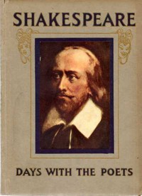 Cover of the book A Day with William Shakespeare by May Clarissa Gillington Byron