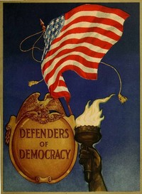Cover of the book Defenders of Democracy by Anonymous