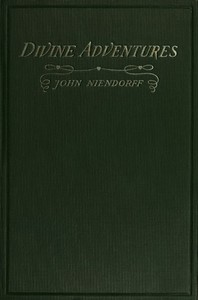 cover for book Divine Adventures: A Book of Verse