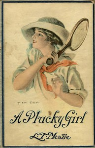 Cover of the book A Plucky Girl by L. T. Meade