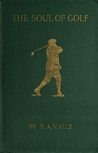 cover for book The Soul of Golf