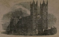 Cover of the book Historical Description of Westminster Abbey by Anonymous
