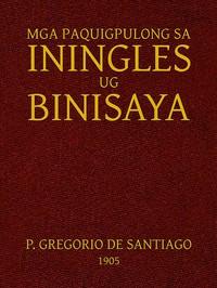 cover for book Mga Paquigpulong sa Iningles ug Binisaya