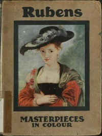 cover for book Rubens