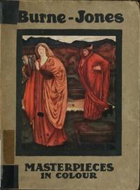 cover for book Burne-Jones