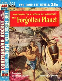 Cover of the book The Forgotten Planet by Murray Leinster