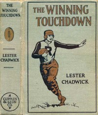 cover for book The Winning Touchdown: A Story of College Football