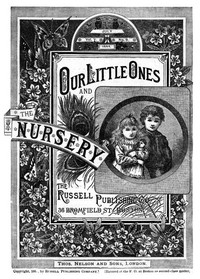 Cover of the book Our Little Ones and The Nursery, Vol. V, No. 9, July 1885 by Various
