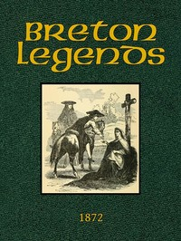 cover for book Breton Legends
