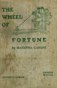 Cover of the book The Wheel of Fortune by Mahatma Gandhi