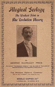 Cover of the book Illogical Geology by George McCready Price