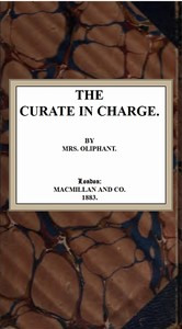 cover for book The Curate in Charge