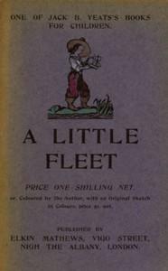 cover for book A Little Fleet