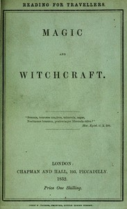 Cover of the book Magic and Witchcraft by Anonymous