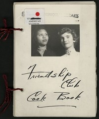 cover for book Friendship Club Cook Book