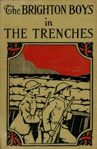 Cover of the book The Brighton Boys in the Trenches by James R. Driscoll