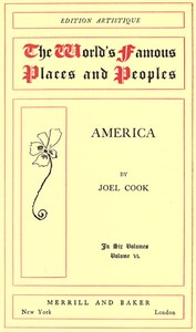 cover for book America, Volume 6 (of 6)