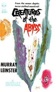 Cover of the book Creatures of the Abyss by Murray Leinster