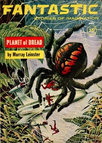 Cover of the book Planet of Dread by Murray Leinster