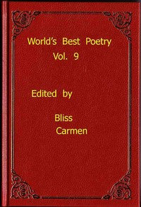 Cover of the book The World's Best Poetry, Volume IX: Of Tragedy: of Humour by Various