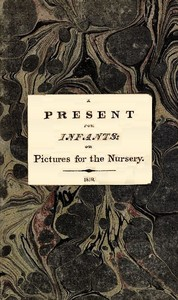 Cover of the book A Present for Infants by Anonymous