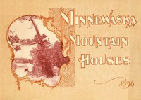Cover of the book Minnewaska Mountain Houses by Anonymous