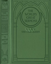 Cover of the book The World's Great Sermons, Volume 6: H. W. Beecher to Punshon by Various