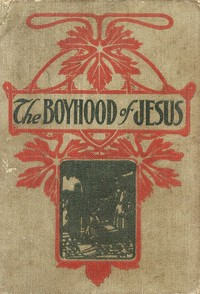 Cover of the book The Boyhood of Jesus by Anonymous