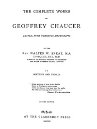 Cover of the book Chaucer's Works, Volume 2 (of 7) by Geoffrey Chaucer