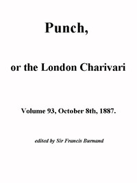 Cover of the book Punch, or the London Charavari, Volume 93, October 8, 1887 by Various