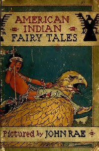 Cover of the book American Indian Fairy Tales by Anonymous
