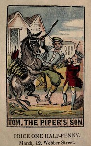 Cover of the book Tom, the Piper's Son by Anonymous