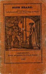 Cover of the book The Popular Story of Blue Beard by Anonymous